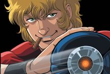 GraphicArt - Illustrations - Manga - Cobra
