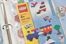 Lego Storage Ideas / Lego
