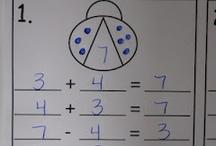 Math  / by Kristen Wojak