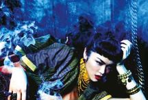 Asia editiorials / Inspirational fashion editiorial shoots from magazines in Asia