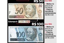 moedas para coleçao