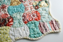 Apple core / Quilt