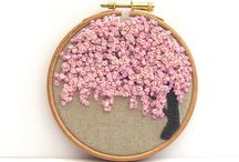 Embroidery and Xstitch / These are pinned for inspiration.. This board does not contain my own work.