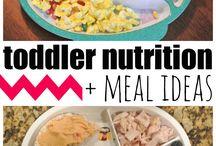 Toddler meal ideas / by Ashley Lloyd
