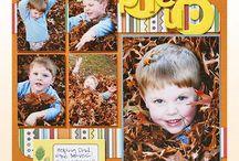 Scrapbook-Fall