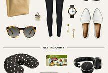 Idée de tenues de voyages