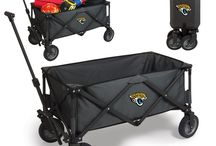 NFL - Jacksonville Jaguars Tailgating Gear and Man Cave Decor / Find and Buy the latest gear for Jacksonville Jaguar Tailgating, Decor for your NFL Fan Cave, and Accessories for your car and truck
