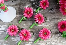 Daisy Weddings / A variety of ideas and inspiration for daisy themed weddings, bridal showers, and parties. #gerbera #daisy #ideas #wedding #bridal #shower #party #event #flower #flowers #floral