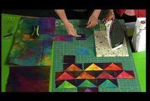 Flying Geese video tutorial