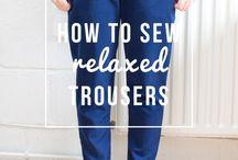 Wardrobe: sewing