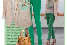 Spring Fashion Ideas / by Eve Espinoza