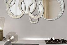 espejos y cuadros