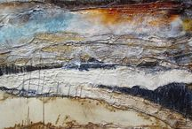 Abstract & Contpr Landscape  - mix