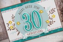 Stampin' Up! - So viele Jahre, Number of Years