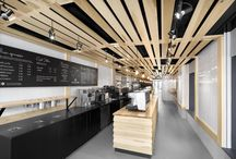 Retail design / interior design of retail spaces
