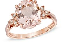 Rose gold jawellery