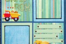 SCRAPBOOK PAGES FOR BOYS