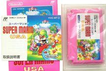 Mario / A collection of Super Mario themed items from Niftywarehouse.com