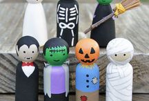 Halloween Dollhouse