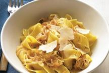 I make pasta.  / by Allison Levin