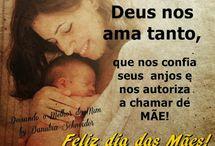 Frases pra mãe