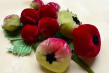Fabric Fruit & Vegetables