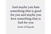 Al-Qur'an quotes