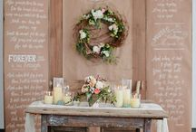 {Inspiration: Weddings} / All things I find inspirational for my beautiful couples! -M.