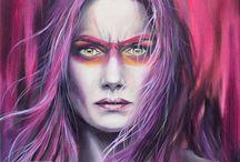 Elisa Zanoli Art / La raccolta delle mie opere