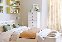 Fresh bedrooms / Idea board for redecorating our bedrooms & bathrooms