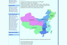 China Demography / by SASFOR