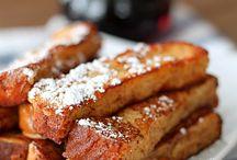 Desayunos sabrosos / Desayunos saludables..