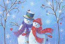 ⛄️ ❄️ Snowman ❄️ ⛄️