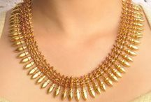 Old is Gold / Beautiful indian gold jewellery
