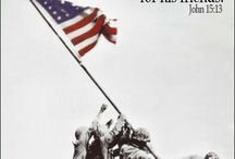 American Heroes / We remember those who have fought for our freedom. / by Tony Evans