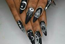 | pretty nails |