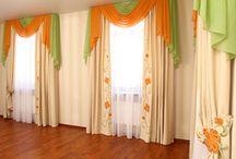 de coralino de cortinas