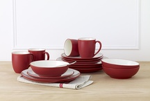 Colourful Tableware / Casual and Formal Dinnerware in colourful shades!
