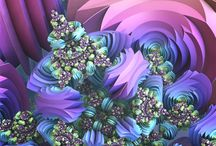 Fun with Fractals / by Janet Slack