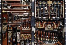máquinas e ferramentas