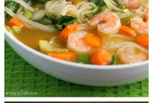 Soupe, potages