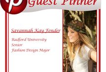 Fashion / Get information on the latest and greatest looks! / by Radford University