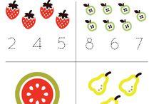 K-3 Math stuff / by Bridgett Leblanc