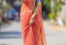 dress and sarees