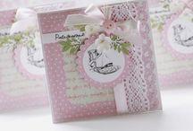 Card / Box - Agnieszka  Design