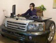Biurka car furniture desk / car furniture desk
