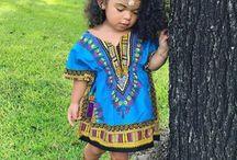 Africká móda deti