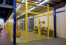 Nacano Cage Partitioning / Nacano Caging Solutions