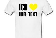 tee shirt Ich Liebe Dich / ich liebe dich ihr text:   http://legiux.spreadshirt.fr/ich-liebe-dich-I14739082