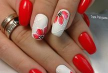 Spring and Summer nail design